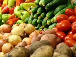 Украина стала меньше экспортировать овощей и больше импортировать