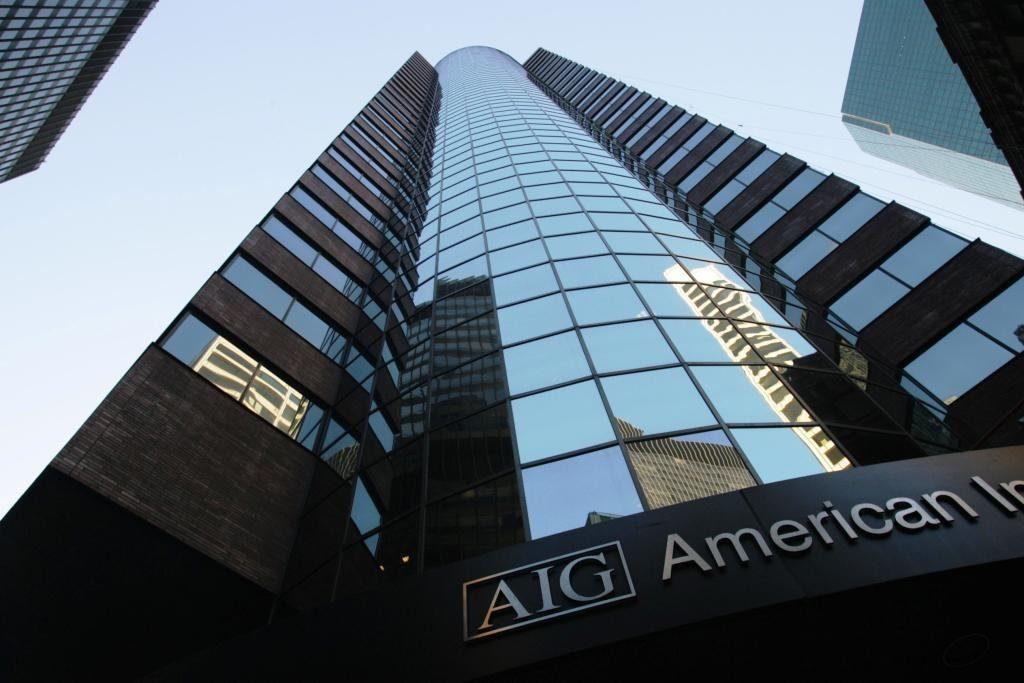 Страховая группа AIG