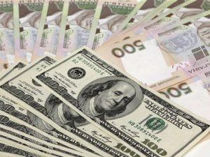 доллары гривны