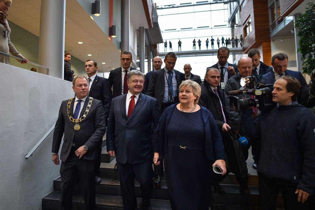 Украина и Норвегия вместе вступят в постнефтяную эру