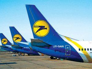 Украинцы стали чаще пользоваться самолетами
