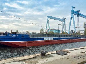 несамоходное судно нибулон