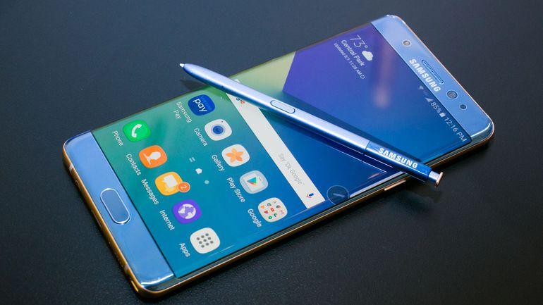 2,5 млн Samsung Galaxy Note 7 отзывают по всему миру