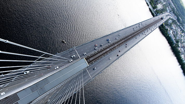 В КГГА заявили о скором завершении ремонта Южного мостового перехода
