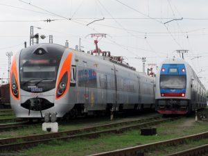 Из Харькова в Киев будет ездить поезд Шкода