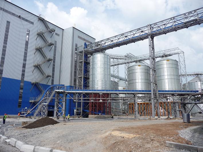 В Мариуполе будет построено 8 заводов