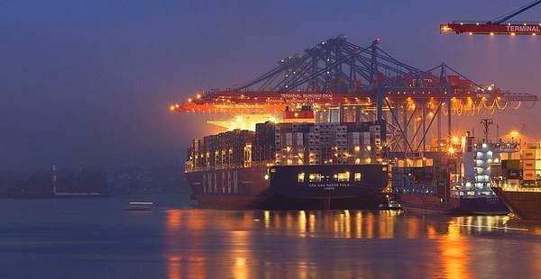 Украина и компания из Дубая подписали соглашение по портам