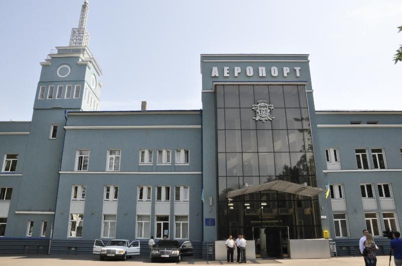 аэропорт в Черновцах