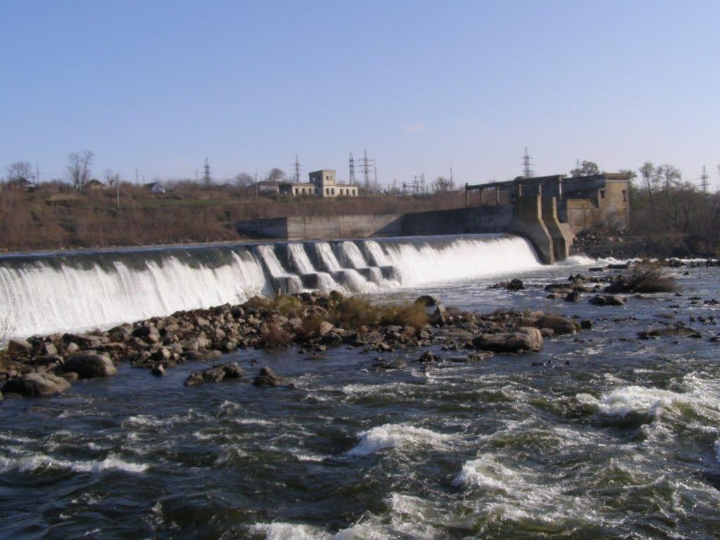 Константиновская ГЭС