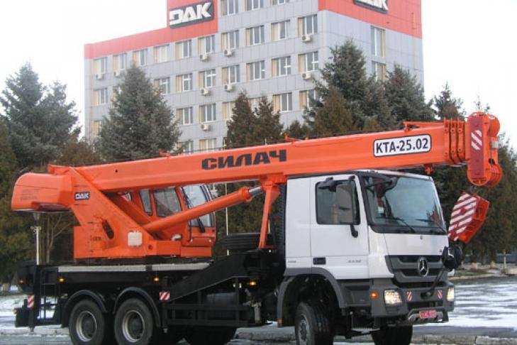 Дрогобычский завод автокранов