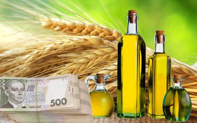 зерно и масло