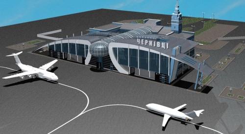 """аэропорт """"Черновцы"""""""