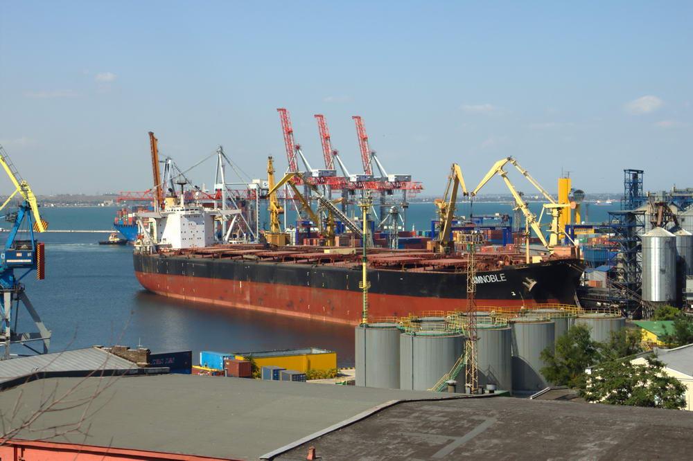 Черноморский порт