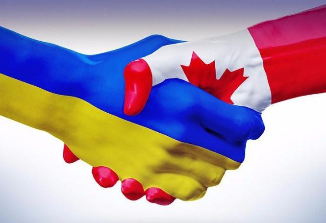 Украина- Канада