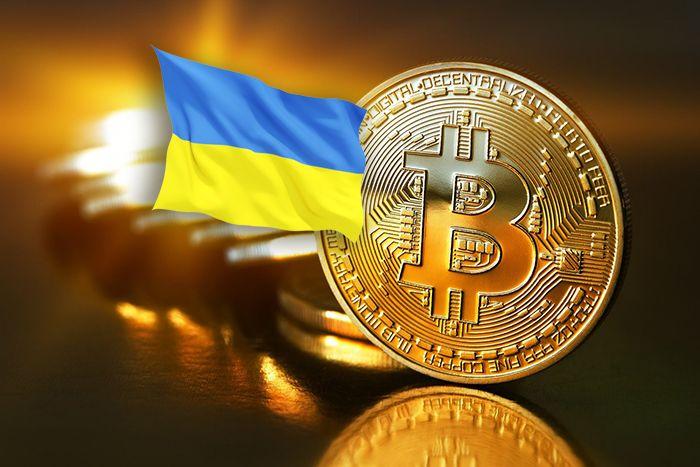 крипто украина