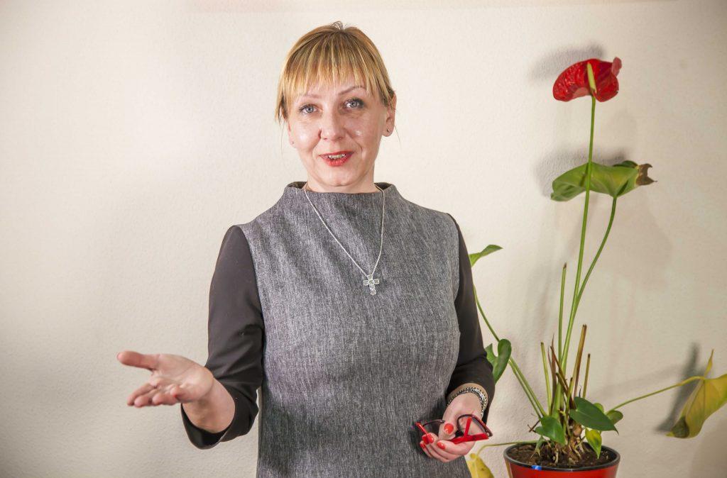 Виктория Волковская