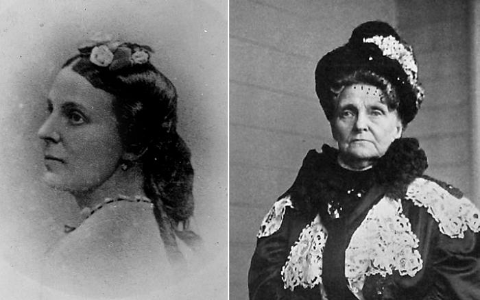 Генриетта Грин молодость и старость