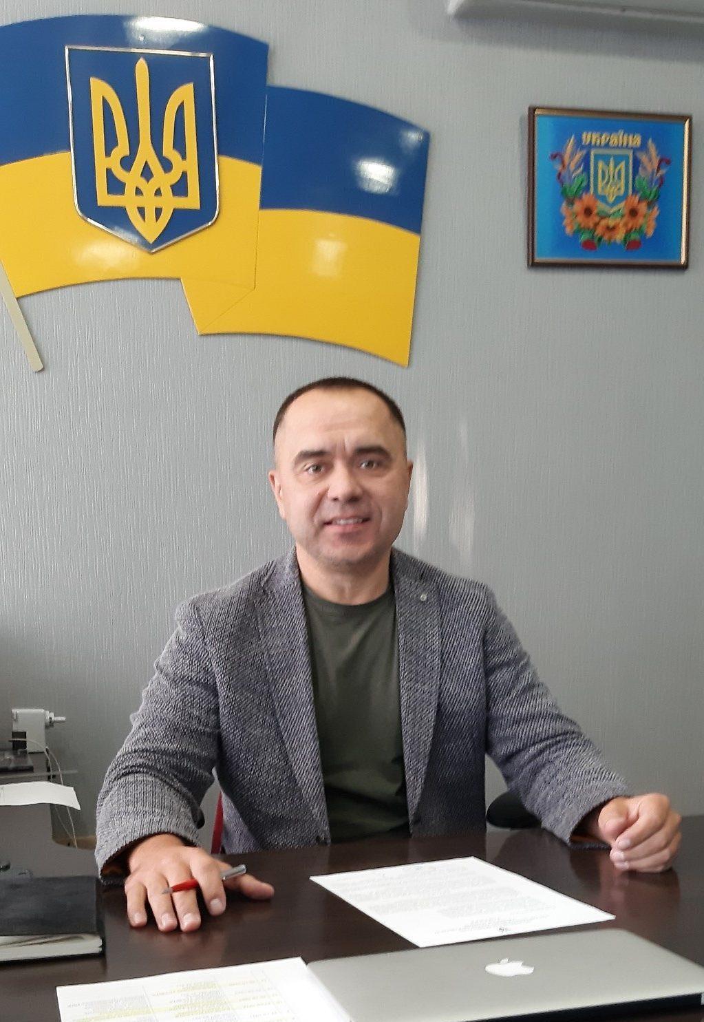 Соловйов Віктор Дмитрович