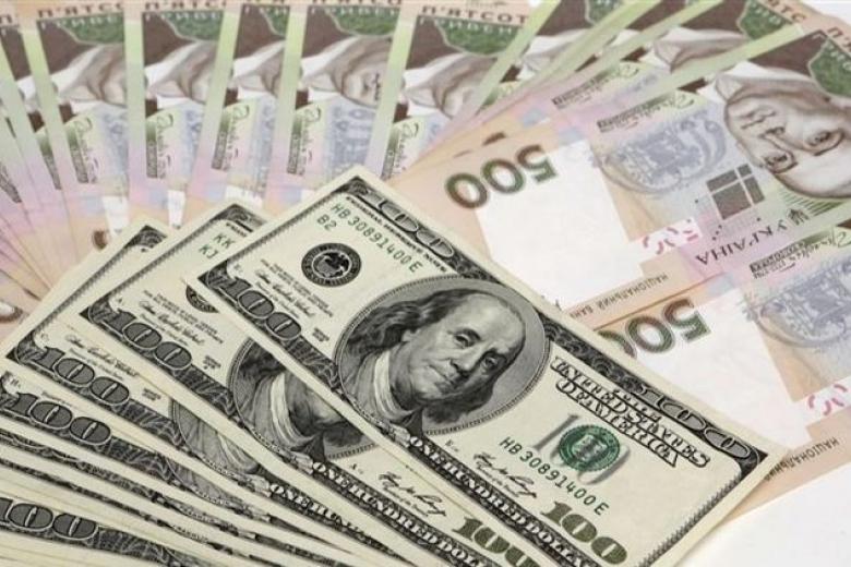 Курс гривны и доллара