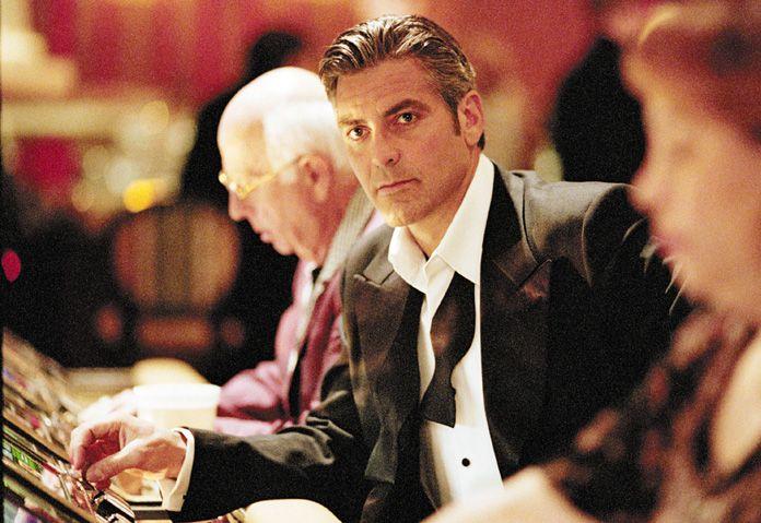 Джордж Клуни казино
