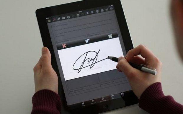 е-подпись